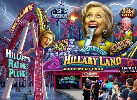 CNA: La relación íntima de Hillary Clinton con la dinastía de banqueros Rothschild | La R-Evolución de ARMAK | Scoop.it