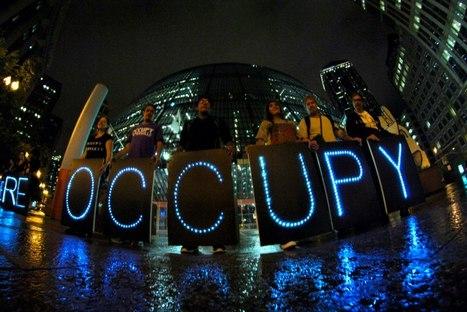 Occupy Wall Street tente un come-back en pleine élection | | Mouvement. | Scoop.it