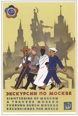 Racial harmony in a Marxist utopia: how the Soviet Union capitalised on US discrimination | Southmoore AP United States History | Scoop.it