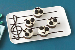 Do-re-mi Cupcakes Recipe | What's New and Cool | Scoop.it