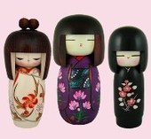 History of kokeshi - Japanya   Japan   Scoop.it