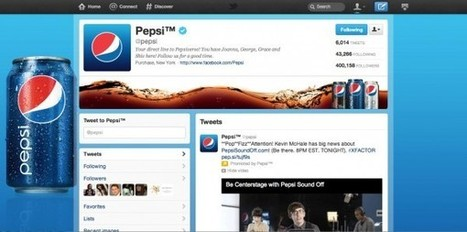 First Look: NEW Brand Pages on Twitter [Screenshots] | brave new world | Scoop.it