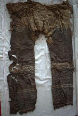 3000 year old trousers discovered in Chinese grave oldest ever found ~ Science News   Technology news   Scoop.it