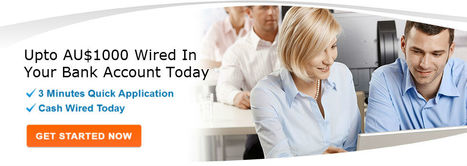 Instant Payday Loans Now- To Cover Your Unexpected Expenses Instantly | Instant Loans Now | Scoop.it