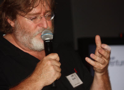 Gabe Newell on 'Productivity, Economics, Political Institutions and the Future of Corporations' - the video link   Politics economics and society   Scoop.it