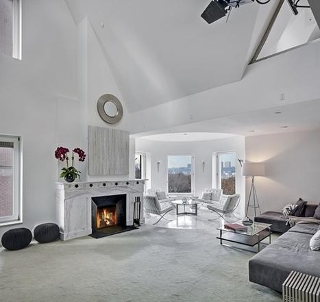 Riverside triplex apartment | Décorations en tous genres | Scoop.it