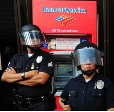 Bank of America Targeted By Protesters And Investors As SEC Weighs Political Spending Rule | Coffee Party News | Scoop.it