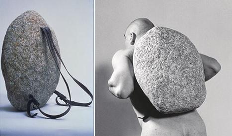 Jana Sterbak: Sisyphus sport | Art Installations, Sculpture, Contemporary Art | Scoop.it