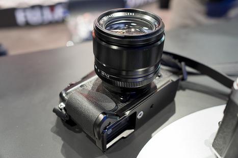CES 2014 | New Grips - Fuji X-Series | Chris Dodkin | Fujifilm X-Series | Scoop.it