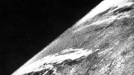 The First Photo From Space | The Blog's Revue by OlivierSC | Scoop.it
