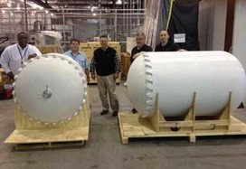 Lockheed Martin and RedEye 3D print a colossal fuel tank | 3d printing | Scoop.it