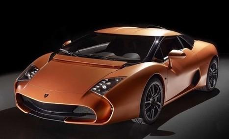 2014 Lamborghini 5-95 Zagato | CarsPiece | Scoop.it