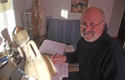Sanary, Patrimoine : La Tour Romane va s'enrichir de nouvelles pièces provenant de fouilles sous-marines près des Embiez | Vin et Culture | Scoop.it