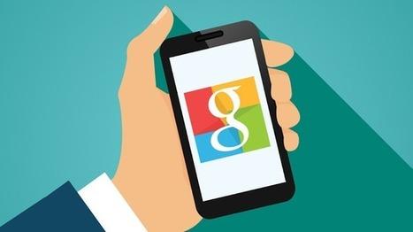 Google continue de travailler sur un moteur de recherche dédié au mobile - #Arobasenet.com   Stock Articles   Scoop.it