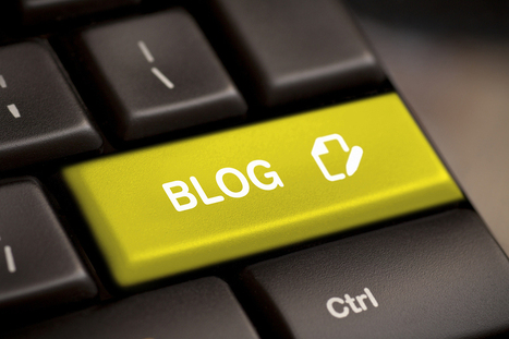 How to Use a Blog as the Cornerstone of Your Content Marketing | LED Lighting Daily | Scoop.it