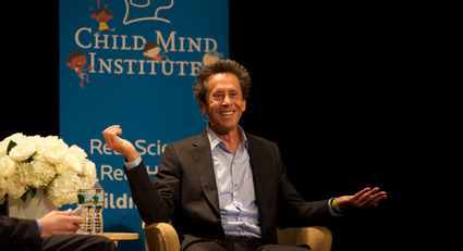 Brian Grazer On Growing Up with Dyslexia | Child Mind Institute | dyslexia and special learning needs | Scoop.it