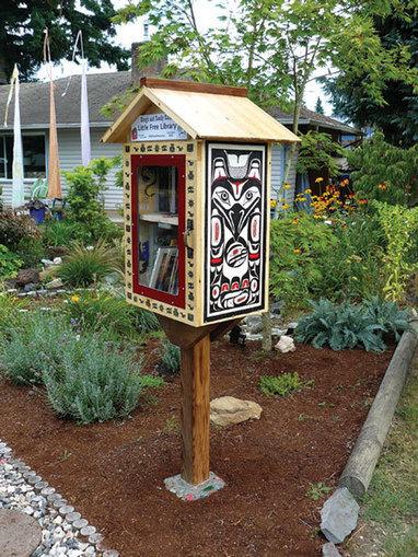 Le biblioteche di cortile -   Io leggo, e tu?   Scoop.it