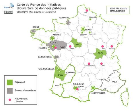 Open Data, un premier bilan français | Open Source Geospatial | Scoop.it