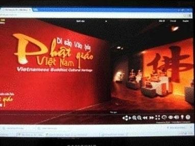 3D museum features Buddhist cultural heritage - VietNamNet Bridge | 3D Virtual-Real Worlds: Ed Tech | Scoop.it