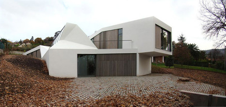 lara rios house and atelier by f451 arquitectura | ARQUITECTURA SOSTENIBLE | Scoop.it