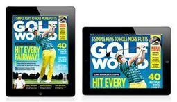 Get the new Golf World on your iPad! - Today's Golfer | Improving Your Golf Swing | Scoop.it