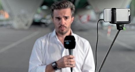 Léman Bleu lance le téléjournal «100% iPhone» | DocPresseESJ | Scoop.it
