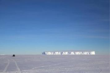Beached Iceberg Helps Reveal Ecological Impact Of Sea-Ice Changes | Océan et climat, un équilibre nécessaire | Scoop.it