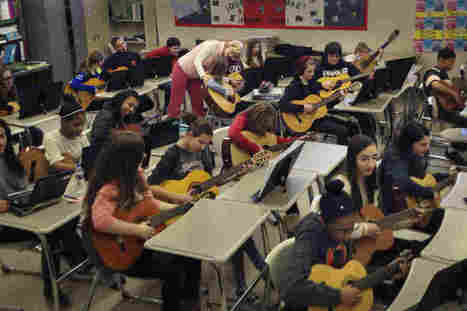 Saying Goodbye: Reflections Of A Music Teacher | Music Education | Scoop.it
