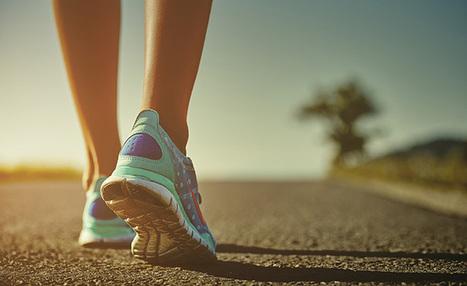 Caminar 10.000 pasos al día: un reto divertido y saludable | Apasionadas por la salud y lo natural | Scoop.it