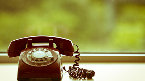Orange veut la peau du téléphone fixe | Tout fout le camp | Scoop.it
