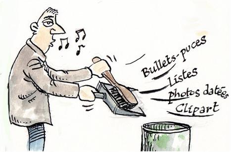 Recycler ses anciens diaporamas | Numérique & pédagogie | Scoop.it