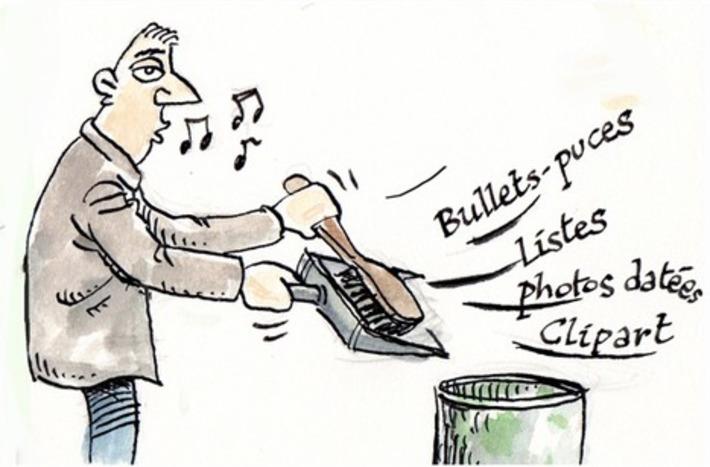 Recycler ses anciens diaporamas | TIC et TICE mais... en français | Scoop.it