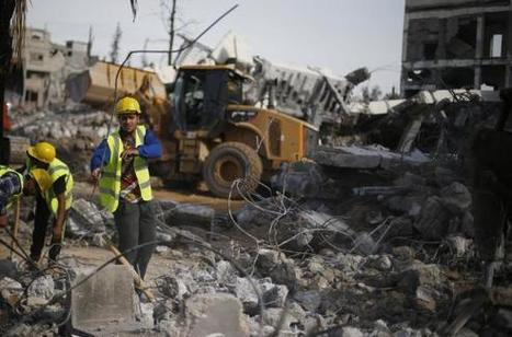 Of $5.4 billion pledged for Gaza, only a fraction delivered | Upsetment | Scoop.it