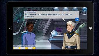 Mission Behave: serious game sur l'intégration des apprentis   Innovating serious games   Scoop.it