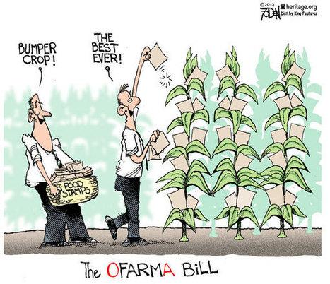 Farm Bill: A Bumper Crop of Food Stamps   Restore America   Scoop.it