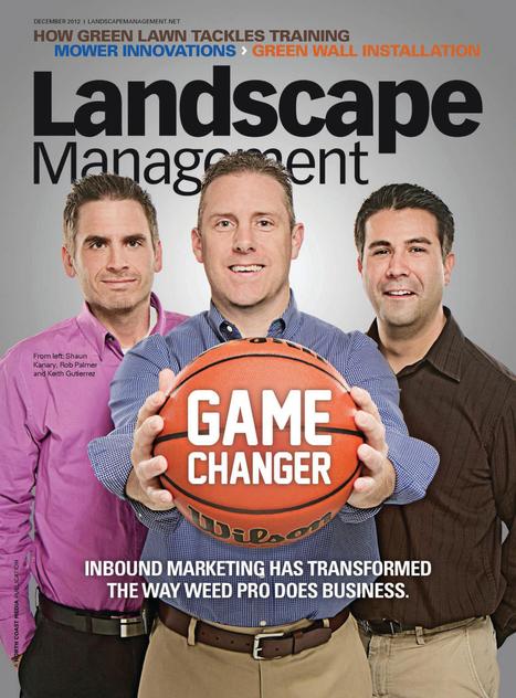Landscape Management December 2012 | How Inbound Marketing Can Build Your Bottom Line | Scoop.it