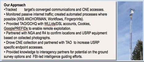 NSA uses Google cookies to pinpoint targets for hacking | Stretching our comfort zone | Scoop.it