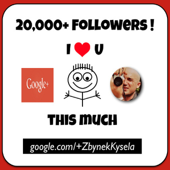 20K Google plus followers can't be wrong | Social Media Power | Scoop.it