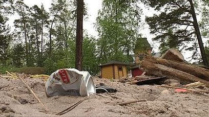 Finland's beaches the dirtiest in the Baltic Sea - YLE News | Tourisme culturel dans les pays baltes | Scoop.it