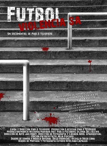 ::: Futbol Violencia S.A. - Un Documental de Pablo Tesoriere, con Victor Hugo Morales, Juan Pablo Varsky, Enrique Macaya Marquez entre otros. ::: Splash Page | Impacto del fútbol en la sociedad mexicana | Scoop.it