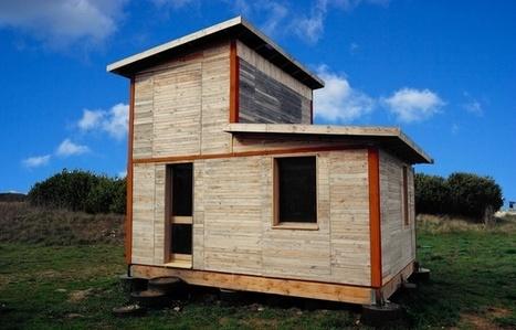 Toulouse: Des logements démontables en palettes pour donner un toit à ceux qui n'en ont pas | Toulouse La Ville Rose | Scoop.it