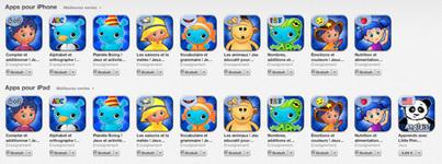 Applications : «Apprends Avec» offre un accès gratuit à 22 jeux éducatifs pour célébrer son 2e anniversaire | Plus de Mamans | L'utilisation des nouvelles technologies dans l'enseignement et la formation | Scoop.it