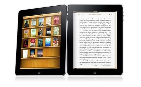 When will iBooks become the norm in schools? | mlearn | Scoop.it