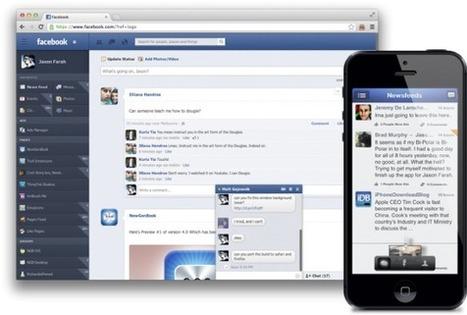NewGenBook ile Facebook tam bir makyaj | iyiblogcu | Scoop.it