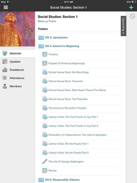 Ms. Braasch's 3rd Grade Blog: Workflow in a 1:1 Classroom   Mobile Learning   Scoop.it