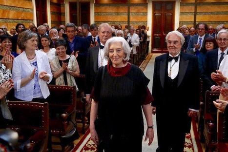 Clara Janés ingresa en la RAE evocando a Salomón | hoyesarte.com - Primer diario de arte y cultura en lengua española | Word News | Scoop.it