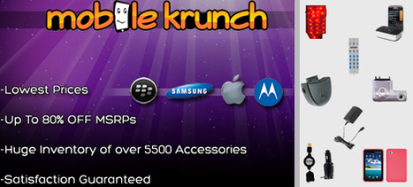 The Biggest Cell Phone Accessories Store Online | The Biggest Cell Phone Accessories Store Online | Scoop.it