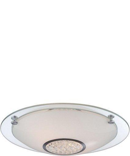 Lite Source Zorana 2-Light Flush Mount Chrome | Home Decors & Lighting | Scoop.it