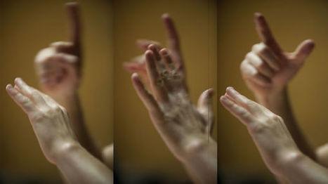 Les programmes de France Inter en Langue des Signes   Langue des signes, numérique et accessibilité   Scoop.it