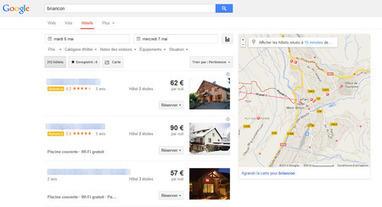 Google hotel finder en pratique - Net-Rezo | Panorama des médias sociaux | Scoop.it